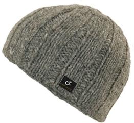 Chillouts Steven Hat, Strickmütze, schwarz -