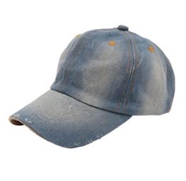 Covermason Unisex Mode Herren Damen Jean Sport Hut Lässige Denim Baseballmütze Sonnenhut (A) -