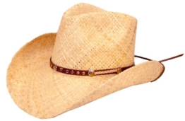 "Cowboyhut/Westernhut Strohhut ""Tequila"" (L) -"