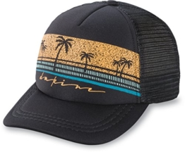 Dakine Damen Vice Trucker Cap, Black, osfw -
