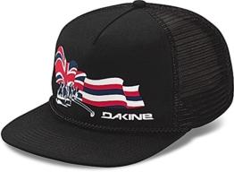 DAKINE Herren Baseball Cap Island Life Trucker, Black, One size, 8640025 -