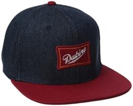 DAKINE Herren Baseball Cap Knox, Dark Denim, One size, 8640022 -