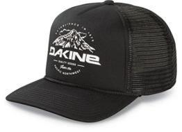 DAKINE Herren MT Hood Trucker Cap, Black, One Size -