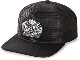 Dakine Herren Twin Peaks Mesh Trucker Cap, Black, osfm -