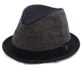 Dasmarca - Trilby Hut herren Bruce - Size XL -