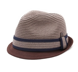 Dasmarca - Trilby Hut Herren Paxton - Size L - mocha -