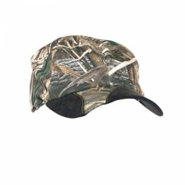 Deerhunter Muflon - Herren Cap mit Deer-TexxAE-Membran - Realtree Max -