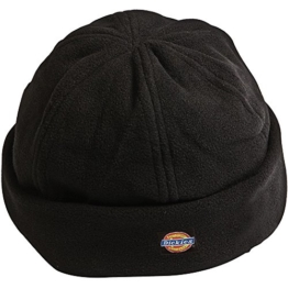 Dickies Docker-Mütze schwarz BK, HA100 -