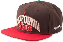 Djinns 6P Snapback Cap Cali Caps Kappe (One Size - braun) -