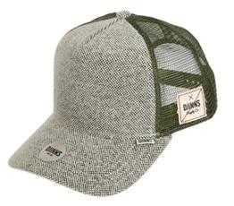 Djinns Herren Caps / Trucker Cap Rip Jersey olive Verstellbar -