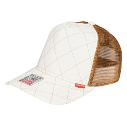 Djinns Herren Caps / Trucker Cap Hunter High beige Verstellbar -