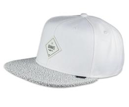 DJINNS - Squeeze (white) - Snapback Cap -