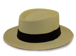 Dumont echter Panamahut, Naturfarben - in einer Reihe von Größen erhältlich. Aus natürlichen Faser handgewebt. Fair gehandelt und handgemacht in Ecuador. Ausgezeichnet und bequem in Sonne und Sommer. -