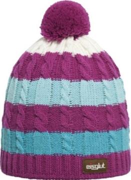Eisglut Uni Mütze Candy, fuchsia, One size, 10167 -
