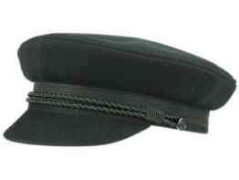 ELBSEGLER schwarz aus Schurwolle und Kaschmir 56 -