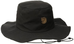 Fjällräven Erwachsene Hut Hatfield Hat, Dark Grey, M, 79258-030 -
