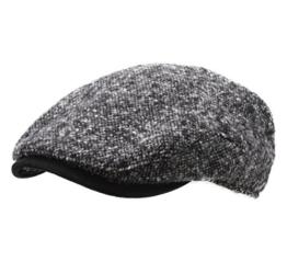 Gottmann - Flatcap Herren Daytona - Size 57 cm - gris -