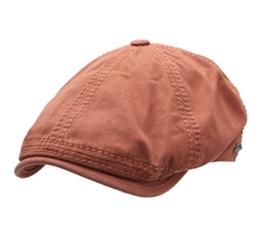 Gottmann - Flatcap Herren Mistral - Size S - orange-85 -