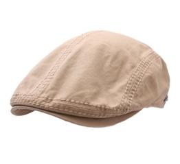 Gottmann - Flatcap Herren Orlando - Size 61 cm - sand-35 -
