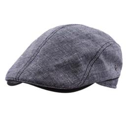 Gottmann - Flatcap Herren Xavier-676 - Size 57 cm - jeans-51 -