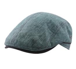 Gottmann - Flatcap Herren Xavier-678 - Size 59 cm - petrol-74 -