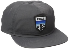 Herren Kappe Coal The Summit Cap -