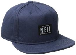 Herren Kappe Neff Quilted Cap -