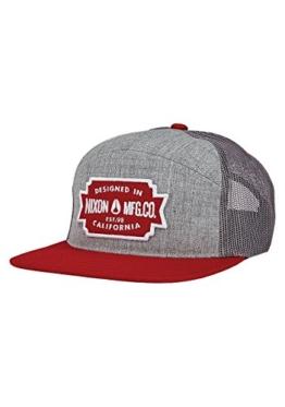 Herren Kappe Nixon Snapper Trucker Cap -