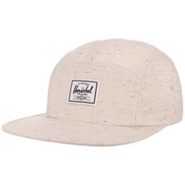 Herschel Glendale Speckled Cap Basecap Baseballcap Kappe Baumwollcap Baseballmütze Cap Basecap (One Size - hellbeige) -