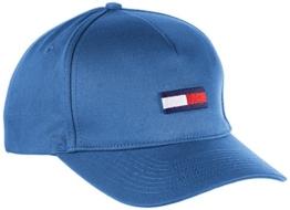 Hilfiger Denim Herren Baseball Thdm Cap 3, Grau (True Blue), One size (Herstellergröße: OS) -