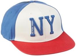 Hilfiger Denim Herren Baseball Cap Colorblock 2, Gr. One size, Mehrfarbig (SODALITE BLUE-PT/MULTI 422) -