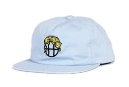HUF Leopard Unstructured Cap Light Blue -