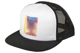Huf Penthouse black Trucker Cap -
