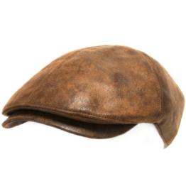 ililily Flat Cap Vintage Cabbie Hut Gatsby Ivy Cap Irish Hunting Newsboy Stretch (flatcap-001-1) -