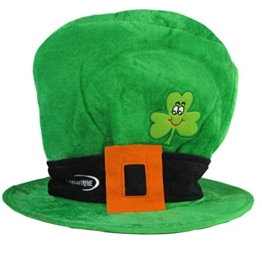 Irland Party-Hut / Leprechaun Zylinder -