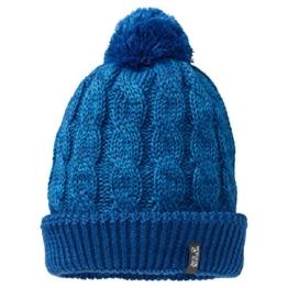 Jack Wolfskin KIDS BOBBLE CAP classic blue -