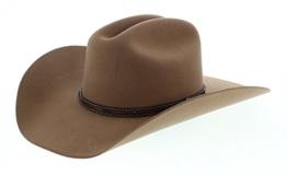 Justin Hats JF0242 2X GALLOP Herren Cowboyhut -
