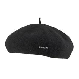 Kangol Anglobasque Baskenmütze - Schwarz - L -
