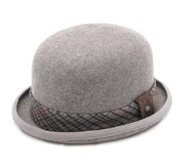 Kangol - Bowler Herren Bowler - Size S - gris -