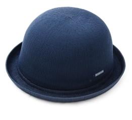 Kangol - Bowler herren tropic bombin - Size L - bleu -