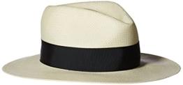 Kangol - Fedora Hut Herren Bar mason - Size M - blanc -