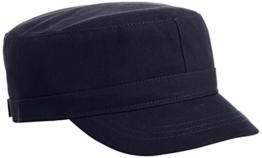 Kangol Headwear Unisex Baseball Cap Cotton ADJ Army Cap, Gr. Large (Herstellergröße:Large/X-Large), Blau (Navy) -