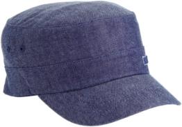 Kangol Unisex Cap, Gr. Large (Herstellergröße: L/Xl), Blau (Indigo) -