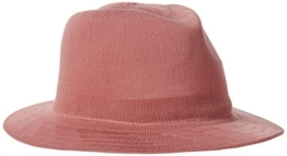 Kangol Unisex Filzhüte Baron Trilby Pink (Quartz), X-Large -