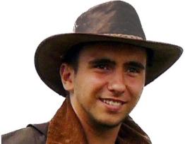 Kookaburra Brisbane Foldaway Hat, Brown, Größe XL -