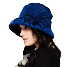 Maitose™ Frauen-wasserdicht winddicht Bucket Hat Blau -