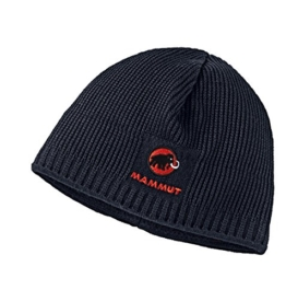 Mammut Sublime Beanie, Black, One Size -