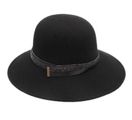 Marzi - Glockenhut damen Cassi - Size M - noir -