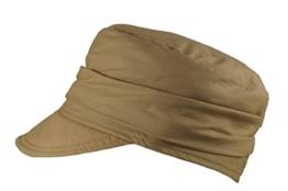 Mayser Baumwoll-Stoffcap Lea -