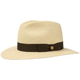 Mayser Brown Menton Panamahut Sonnenhut UV-Schutz (62 cm - natur) -